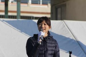 ゲストランナー井田さん