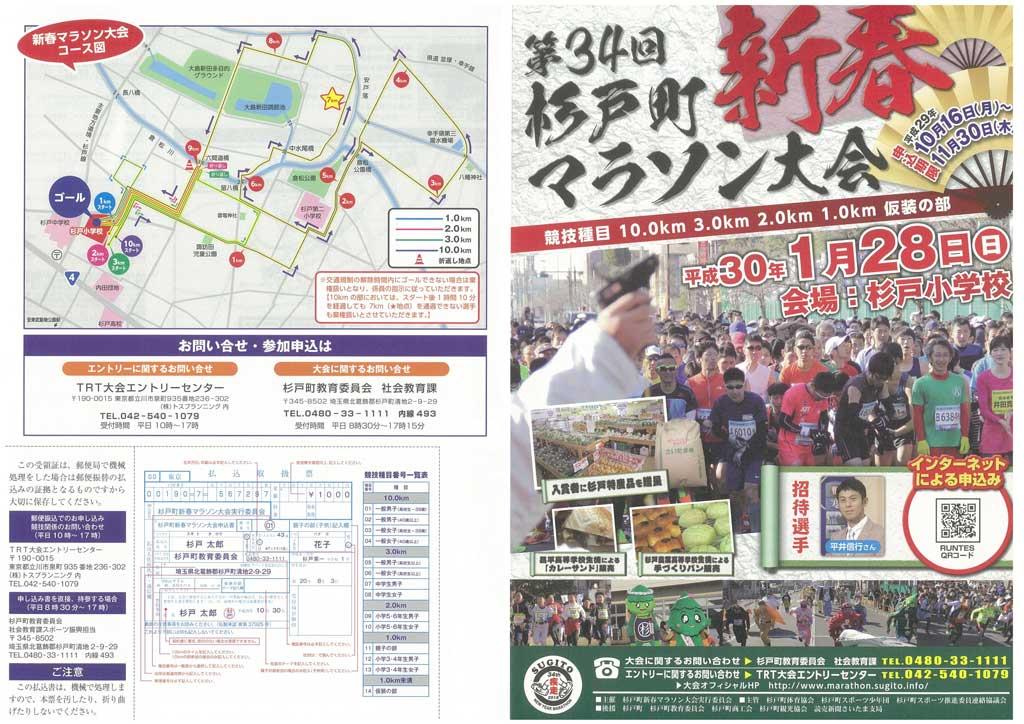 第34回_杉戸町新春マラソン大会