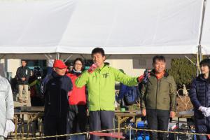第35回杉戸町新春マラソン大会開会式⑤