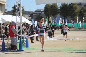 第35回杉戸町新春マラソン大会10km③