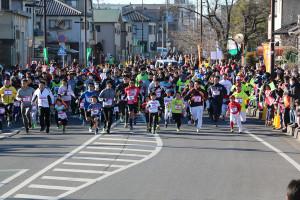 第35回杉戸町新春マラソン大会親子④_s