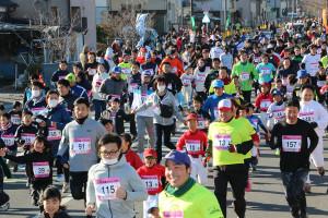第35回杉戸町新春マラソン大会親子⑤_s