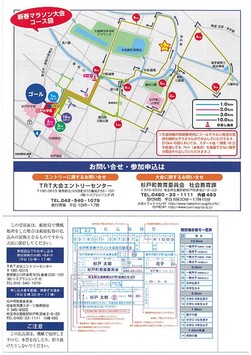 第36回(2020年)杉戸町新春マラソン大会開催要項-4